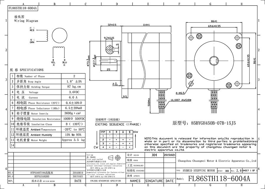 FL86STH118