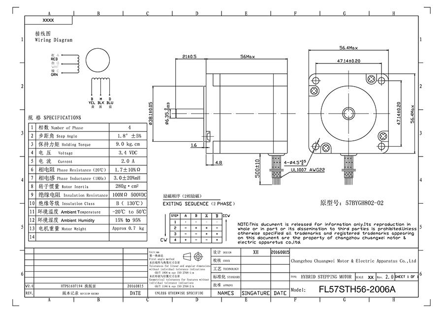 FL57STH56-2006A