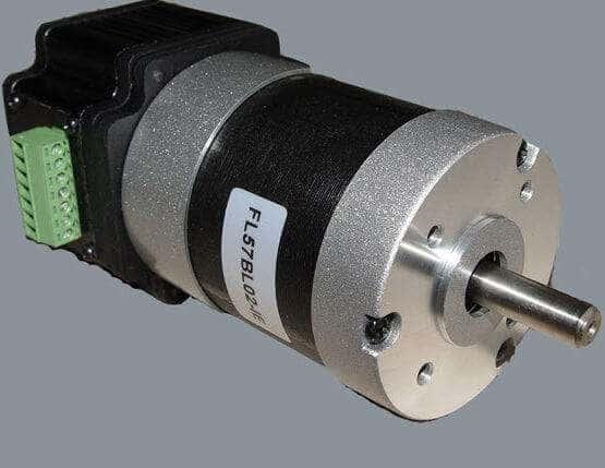 FL57BL бесколлекторный двигатель