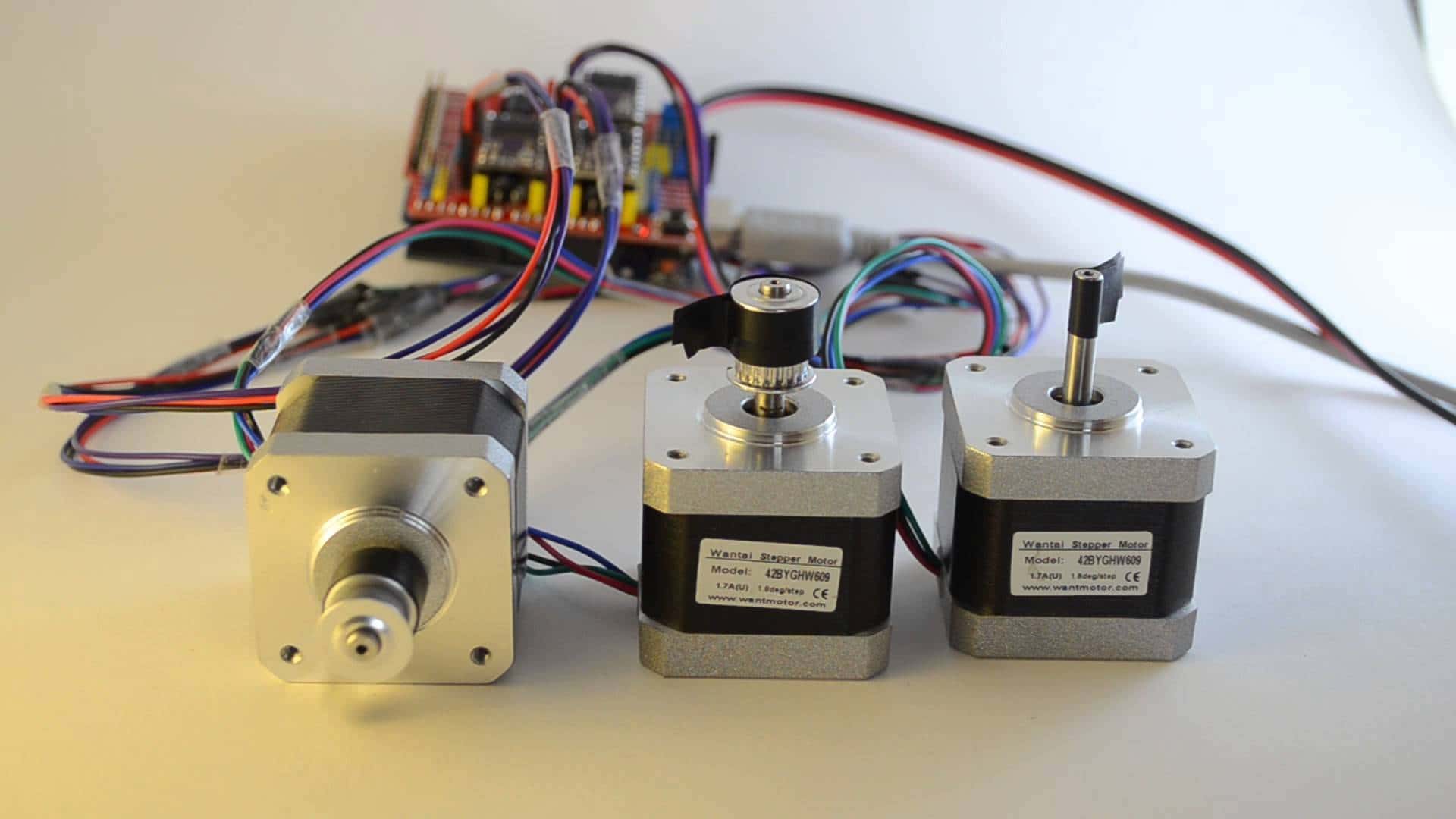 L298N Dual H Bridge DC Stepper Motor Controller Module for