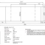 GDK80-24Z2.2gab
